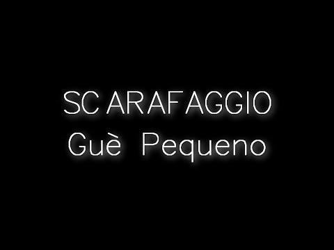 Guè Pequeno - Scarafaggio (Testo + Audio) (ft. Tony Effe, Il Profeta)