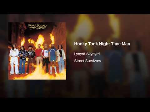 Honky Tonk Night Time Man