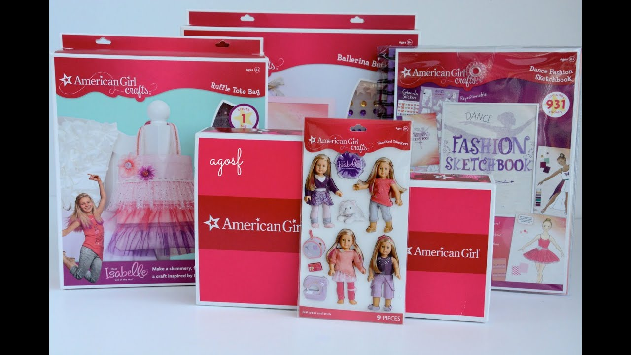 American Girl Doll Isabelle'S Whole Collection