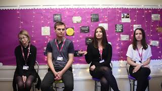 What our students say about studying at TENC