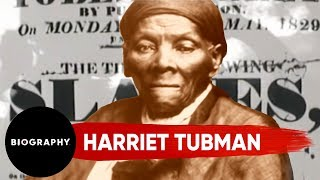 Harriet Tubman - Civil Rights Activist | Mini Bio | BIO
