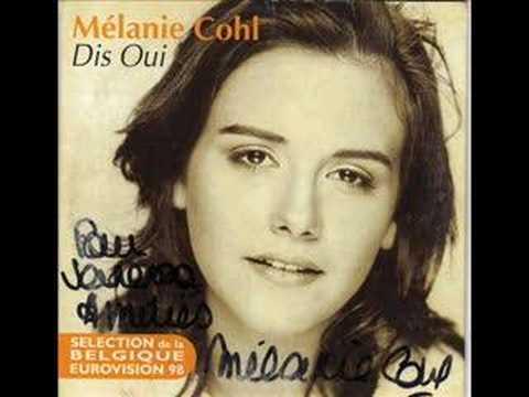 "Mélanie Cohl ""Dis oui"""