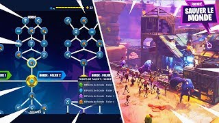 Tips for Grinding the Horde Mode! Fortnite Saving the World