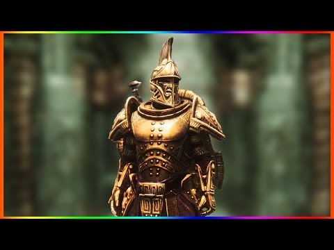 The Dwemer Cannoneer - Skyrim Character Build | Modded, Smithing