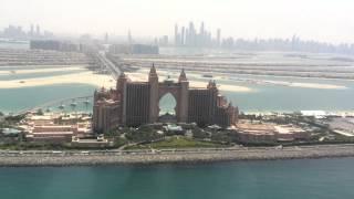 Дубаи. Вид на пальмовые острова(, 2012-09-13T09:41:45.000Z)