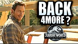 Back For More? | Jurassic World (2018) HD SPOT | Chris Pratt, Bryce Dallas Howard