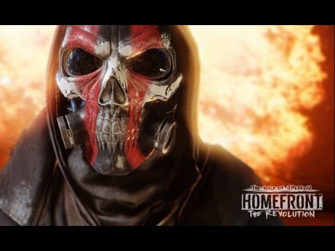 Homefront: The Revolution - Story DLC Voice of Freedom - #01