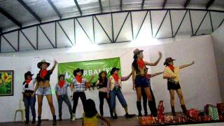 Maria Anthea & HEALTHBIZ at Herbalife Cowboy Christmas Party 2011