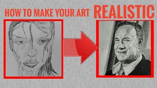 The Recipe for Realism- A Comprehensive Guide to Realistic Sketching - by Holmes Draws