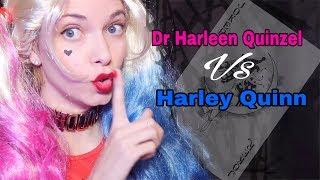 🤡 Dr Harleen Quinzel vs Harley Quinn | Joker | Love ASMR  HALLOWEEN *2019