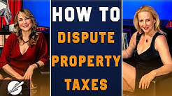 Disputing Property Taxes | Homestead Exemption Lowers Your Taxes | Devaluing Your Property