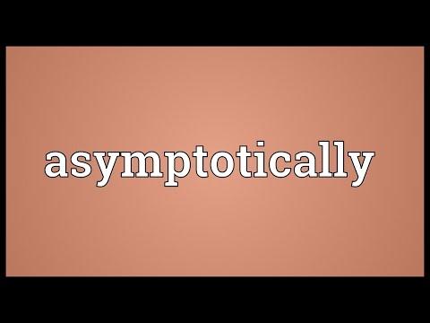 Header of asymptotically