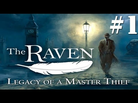 Скачать игру The Raven Legacy of a Master Thief для PC