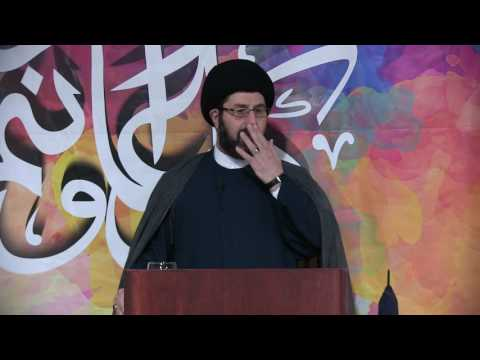 Virginia Women Killed Because She's a Muslim is Not a Hate Crime? - Imam Hassan Qazwini