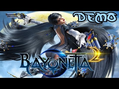 Bayonetta 2 Beta I Lets Play I Español I WiiU I 1080p