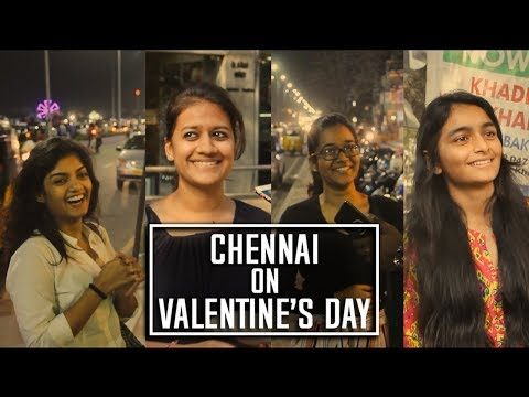 How to get a Valentine? | Chennai on Valentines Day | Moustache | Vox Pop - 05