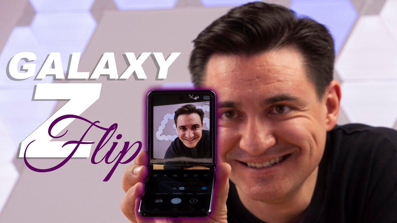 Samsung Galaxy Z Flip - După 48 de ore + Clash Royale
