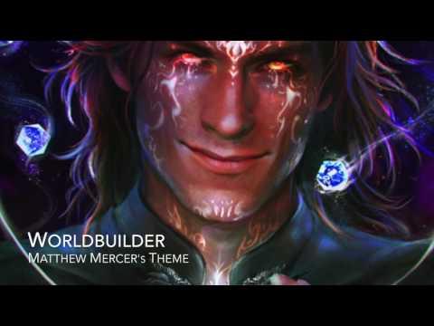 """Aiden Chan - """"Worldbuilder (Mercer's Theme)"""" - [Orchestral/EDM]"""