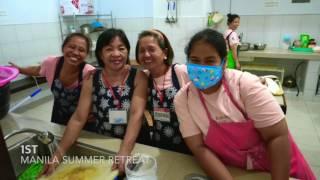 Download lagu Philippine Life Word Mission 2016 Summer Retreat Video