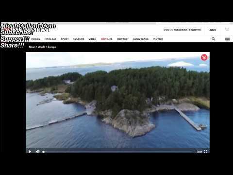 SECRET RUSSIA BASE FOUND - in Finland?