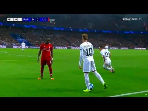 Neymar vs Liverpool (Home) HD 720p (28/11/2018) English Commentary