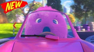 Sunny Bunnies Cartoons | Exciting Race Car | SUNNY BUNNIES | Funny Cartoons For Children
