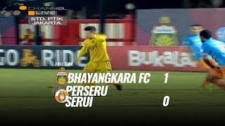 [Pekan 21] Cuplikan Pertandingan Bhayangkara FC vs Perseru, 12 September 2018