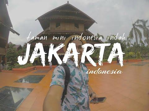 Emirates Cabin Crew Travelogue #38: Jakarta, Indonesia (Taman Mini Indonesia Indah)