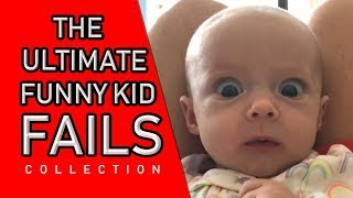 he Ultimate Funny Kids Fail Collection part 2