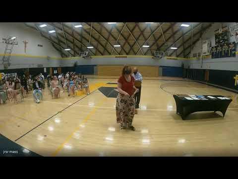 2021 Regina High School Senior Awards Assembly