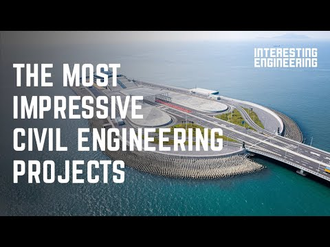 Top 4 Civil Engineering Projects