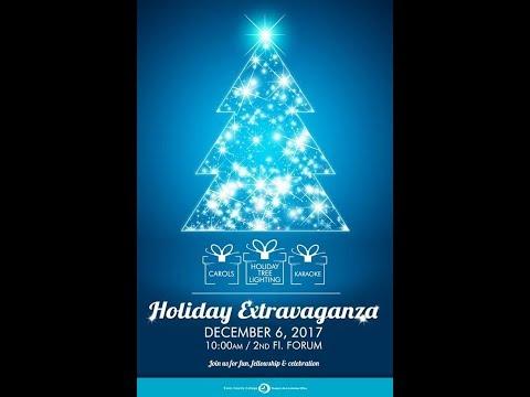 Essex County College Holiday Extravaganza 2017