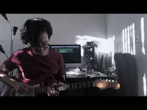 Jeff Beck - Scared For The Children Guitar Solo Jam/ Cover