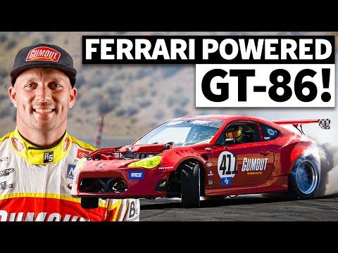Ferrari V8 Swapped Toyota 86: Ryan Tuerck's GT4586 Sounds INSANE