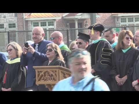 Fordson High School | 2019 Commencement Ceremony | Part 1