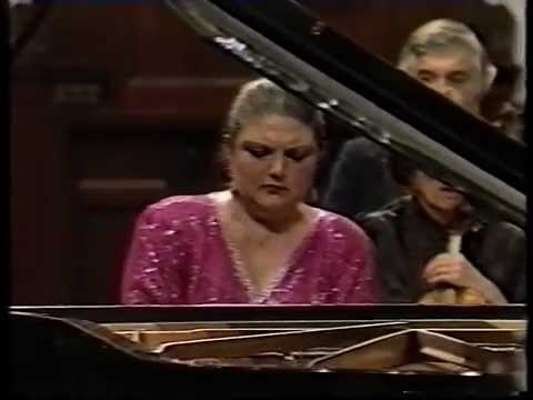 Oxana Yablonskaya Tchaikovsky Piano concerto N 1 part 1