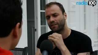 chris fra muse interview radio 100 ivan gregersen