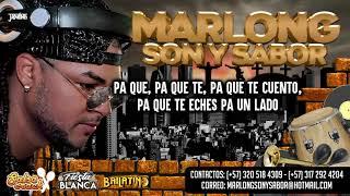 Yo no era asi - Frankie Figueroa+letra - Marlong son y sabor 2020 HQ