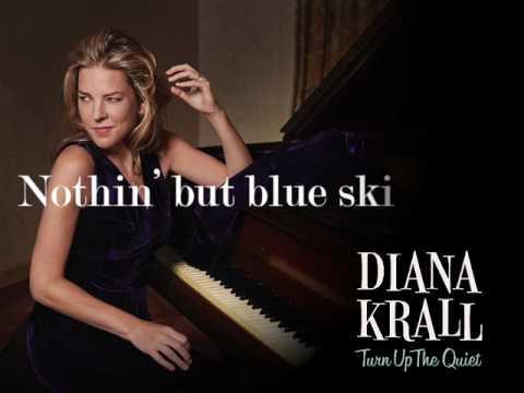 Diana Krall Blue Skies
