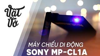 Vật Vờ  Xem film tại gia như ở rạp với máy chiếu Sony MP-CL1A