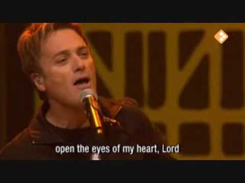 MIchael W. Smith--open the eyes of my heart / forever
