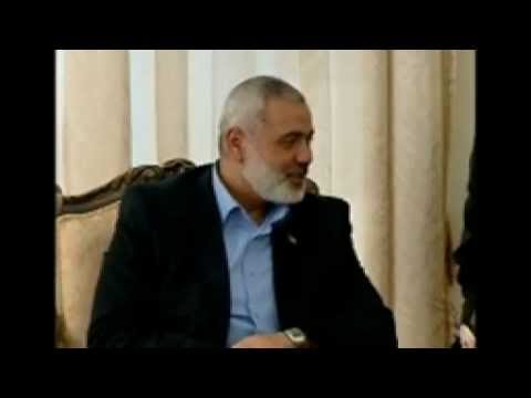 Hamas leader Ismail Haniyeh visits Khamenei and the Islamic Regime in Iran