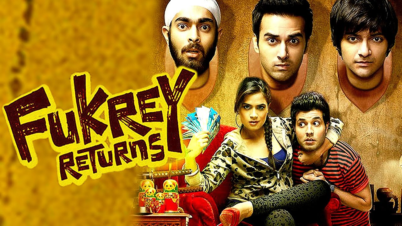 Image result for FUKREY RETURNS
