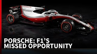 Porsche took its evaluation of a potential works formula 1 project so seriously that it had 40 people working on the early stages an engine programme, but...