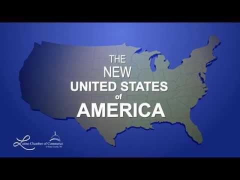 Latino Chamber of Commerce: The New U.S. of America