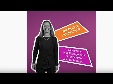#DoTellBocconi - Nicoletta Corrocher/Economics and Management of Innovation and Technology