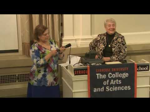 """Borgognoni Lecture: """"What are Nuns Really up to?"""" by Dr. Sandra Schneiders, IHM"""