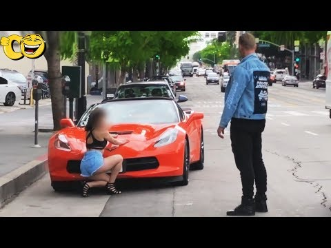 See what She did when She knew that he is a Rich Man!