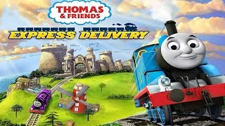 Thomas and Friends Express Delivery: Go To Party | Good Games