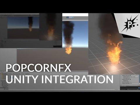 Particle tutorial manual scene intersect popcornfx.